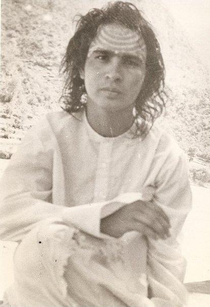 Mahavatar Babaji, le maître immortel Babaji,young.b%3Aw