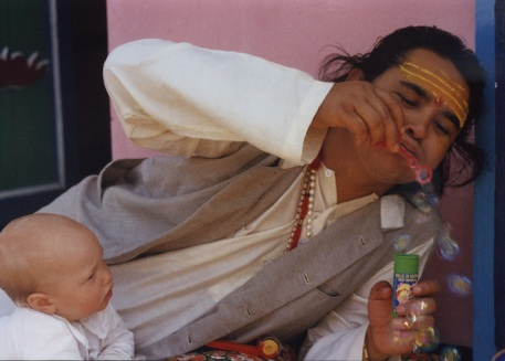 Mahavatar Babaji, le maître immortel Babaji.seifenblasen