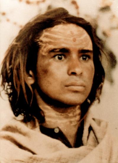 Mahavatar Babaji, le maître immortel Babajiyogi-filtered